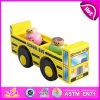 Do brinquedo o mais barato novo de 2014 brinquedo de madeira do carro cabritos, brinquedo encantador popular do carro do brinquedo das crianças, brinquedo bonito W04A070 do carro do brinquedo do bebê da venda quente