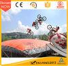 Skのフリースタイルのバイクのジャンプの発育阻害のための膨脹可能な発育阻害のエアーバッグ