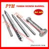 PVC Pipeのための窒化Treatment Screw Barrel