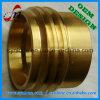 Bastidor centrífugo modificado para requisitos particulares y bronce que trabaja a máquina de la precisión/buje de cobre