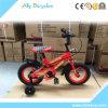 Bicicleta interna do treinamento cesta do vermelho 12 de Hong Kong da  por 3 anos velho