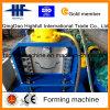 機械製造業者を形作る調節可能な溝ロール