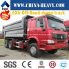 Carro de descargador pesado campo a través superventas de China Sinotruk HOWO 6X6