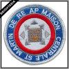 Flard van het Borduurwerk van de kwaliteit het Metaal Zilveren voor Ijzer op Kledingstuk (byh-10124)