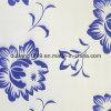Floweral青いデザインおよび白い底とのPPGI