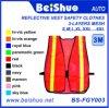 Chaleco de la seguridad de Refelctive de la Alto-Visibilidad con En471