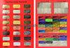Kundenspezifisches Überzug-Schwätzchen und Farben-Schwätzchen