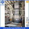 Machine à haute production de fabrication de film de paillis d'agriculture de LDPE LLDPE