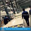Mattonelle di pavimento dentellare artificiali costruite la Cina poco costose della pietra del quarzo