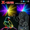 DJ Lighting 2.5W Red&Green&Blue que Move-Head o laser de Animation