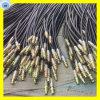 고압 금속 호스 유연한 금속 물결 모양 관
