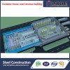 Edificio/hotel/almacén/aeropuerto/granja de la estructura de acero del marco de acero de la H-Sección