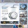 17.5 '' geschmiedete Schlussteil-Aluminiumrad-Felge europäisch u. amerikanisch