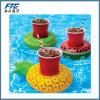 La piscina inflable juega el sostenedor de botella inflable