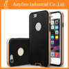 Pu Leather Back TPU Bumper Frame Case Cover Skin voor iPhone 6 4.7