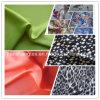 Полиэфир Crepe Georgette шифоновое Spandex Satin Fabric с Printed для Dress Fabric