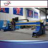 Тип автомат для резки Gantry Китая самый лучший сверхмощный стальной плиты с факелом плазмы и пламени