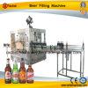 Embotelladora de la pequeña cerveza