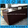 10mm Black WBP Formwork Plywood en Marine Plywood Sheet