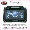 Joueur de la voiture DVD GPS pour KIA Sportage 2010-2012