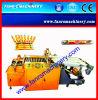 Máquina de empacotamento do rolo da folha Fk-450 (fabricante)