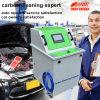 Máquina do líquido de limpeza do injetor de combustível do motor do líquido de limpeza do carbono do hidrogênio CCS1000