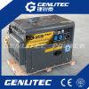 Diesel van de Luifel van de enige Fase 5kw Generator voor het Gebruik van het Huis