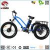 Bike колеса подарка 3 для неработающего присытствыющего электрического трицикла для с ограниченными возможностями