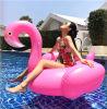 Riesiges Partei-Gefäß-aufblasbares Tierfloss-Rosa-aufblasbarer Flamingo-Gleitbetrieb
