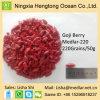 Proteger la baya orgánica de Goji de la fruta del ojo y del hígado