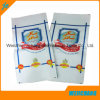 bolso tejido PP del fertilizante de 25kg 50kg
