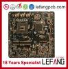 1.2mm 4 Schichten OSP Sicherheits-Monitor-Einheit-Leiterplatte Schaltkarte-