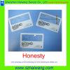 Lupa de encargo de las tarjetas de visita de la oferta de la fábrica con la escala