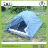 3つの人の二重層のドームのキャンプテント