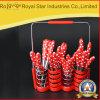 プラスチックハンドル(RYST0108C)が付いているTop10 24PCSの品質のステンレス鋼の食事用器具類