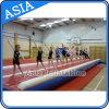 Estera inflable del suelo de la gimnasia, estera inflable de la gimnasia, aire inflable que trampea el suelo, estera inflable de la gimnasia
