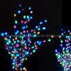 luzes pequenas da árvore do diodo emissor de luz da decoração residencial da altura de 1m