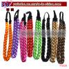 I capelli accessori dei capelli della decorazione dei capelli legano i monili di costume (P3028)