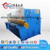 QC12k 온화한 강철 8*6000 E21s 관제사를 가진 유압 그네 광속 CNC 깎는 기계