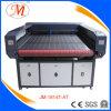 A auto máquina de alimentação do laser pode conservar o tempo e a mão-de-obra (JM-1814T-AT)