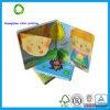 Libro de cuadro de los niños de la tarjeta del papel de imprenta de la fábrica de China