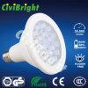 Lámpara de 18W LED Cree fichas PMMA lente LED PAR Luz