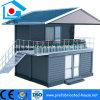 Huis van de Familie van de Verschepende Container van het Ontwerp van twee Vloeren het Moderne Modulaire