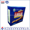 종이, 과자 종이상자 최고 제품 포장하는, 접히는 과자 상자 선물 종이상자를 인쇄하는 중국 제품 관례