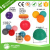 No9-6 Pet Ball Toy Foot Massa Massa Spiky Back Massage Ball
