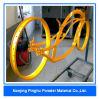 Fábrica amarilla de la capa de la resina de epoxy