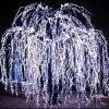 A prueba de agua de flor artificial del LED Luz del árbol de Commerical Dispary