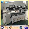 Гравировки CNC Multi-Головок Китая машина маршрутизатора мебели дешевой деревянная