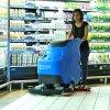 Машина чистки пола керамической плитки Саудовской Аравии автоматическая