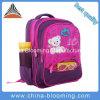Os miúdos das meninas imprimiram o saco de escola da trouxa dos estudantes do poliéster para crianças